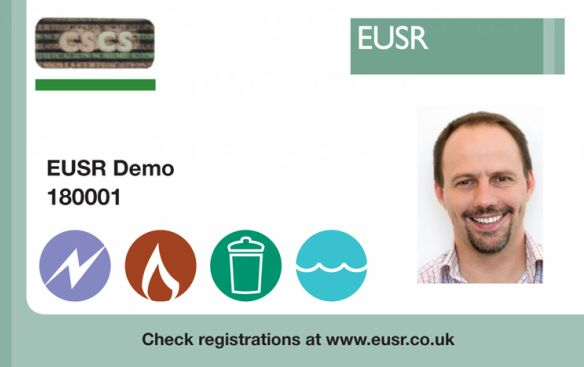 EUSR Safety, Health and Environmental Awareness Passport